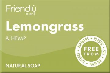 Lemongrass & Hemp
